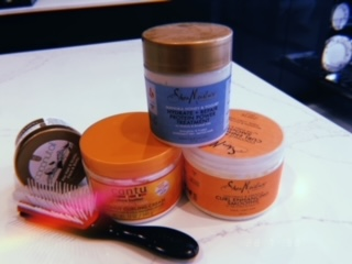 products for transitioning to curly hair.