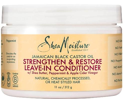 shea moisture deep condtioner jamacian castor oil.